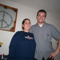 My hubby and Me