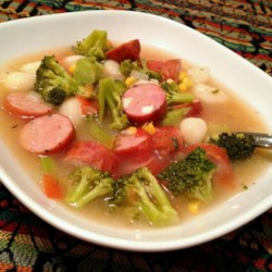 Amazing Gnocchi Soup Recipe - Gnocchi chicken soup is quick to prepare and is hearty enough as a main dish for cold winter evenings.