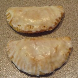 Fried Pie Pastry Recipe - Got a hankering to make a batch of small pies filled with your favorite filling and fried up crisp and delicious? Then, this is your dough recipe. Make it by hand or in the food processor.