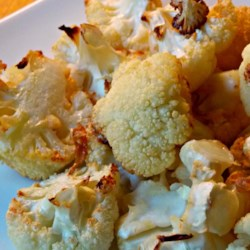 Butter-Roasted Cauliflower  Recipe - Chef John's quick and easy recipe for butter-roasted cauliflower is an unusual and tremendously tasty way to enjoy cauliflower.