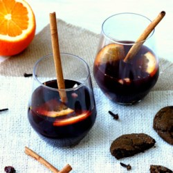 Old-Fashioned Swedish Glogg Recipe - An adventurous drink, glogg comes from an old word meaning burning ember. You'll feel the heat when you serve this Swedish mulled wine for the holidays!