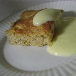 Baked Apple Pudding