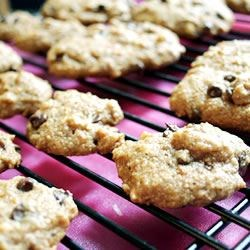 Wheat Germ Drop Cookies