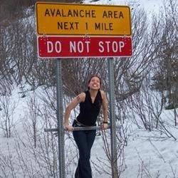 Alaskan Girls are fearless
