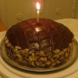 Mayonnaise Cake  I