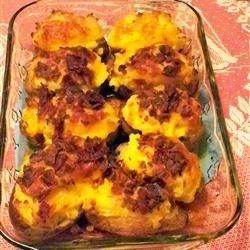Twice Baked Potatoes II