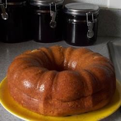 My First Rum Cake