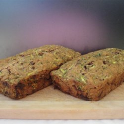 "Better Chocolate Chip Zucchini Bread Recipe - Take traditional zucchini bread and add some alternative ingredients to create this recipe for ""better"" chocolate chip zucchini bread."