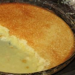 Lemon Pudding Cake II