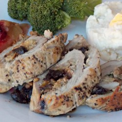 Stuffed and Rolled Pork Tenderloin  Recipe - Chef John's recipe for stuffed and rolled pork tenderloin looks impressive to guests and is very easy to prepare.