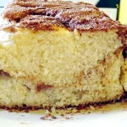 Cinnamon Swirl Bread Recipe - An easy quick bread with a swirl of cinnamon sugar.
