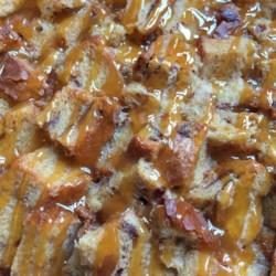 Maple Caramel Bread Pudding - Review by Dorri - Allrecipes.com