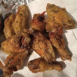 Easy Lemon Pepper Chicken Wings Recipe - Enjoy these lemon pepper chicken wings just like your favorite restaurant makes them; enjoy them on the day of the big game!