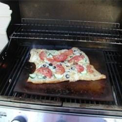 Pizza on the Grill II