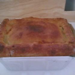 Butternut Pie Crust