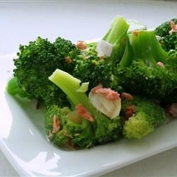 Broccoli Salad IV Recipe - This is a fast and easy recipe for the classic broccoli and bacon salad.