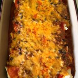 Best Beef Enchiladas
