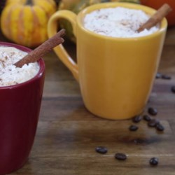 Spicy Pumpkin Spice Latte Recipe - Enjoy the tastes of the season year-round with this recipe for DIY pumpkin spice lattes.