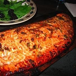 Cedar Planked Salmon Recipe - This is a dish my brother prepared for me in Seattle. Salmon is smoked by cooking it on a cedar plank. It is by far the best salmon I've ever eaten. I like to  serve with an Asian inspired rice and roasted asparagus.
