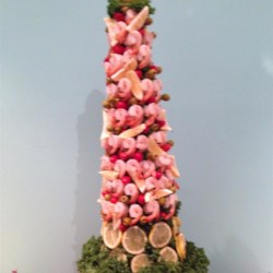 Mary S Christmas Shrimp Tree Photos Allrecipes Com