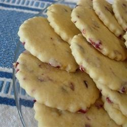 Cornmeal Cookies I Recipe - This is an old recipe of my grandmother's.  These crunchy cookies are guaranteed to please.