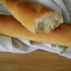 How to Make French Baguettes  Recipe - Yes, you can make real French-style baguettes at home in your own kitchen. Chef John tells all the secrets in this fun recipe. Bread needs to rise 12 to 14 hours.