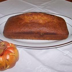 Pecan Pumpkin Loaves