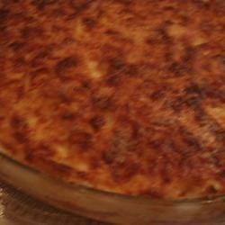 Pastitio or makaronia tou fournou
