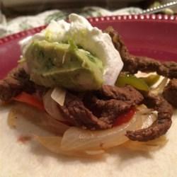 how to cook flank steak for fajitas