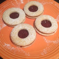 Cranberry Cornmeal Linzer Cookies Photos - Allrecipes.com