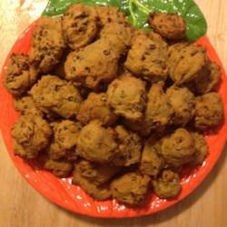 Egg Free Chocolate Chip Pumpkin Cookies