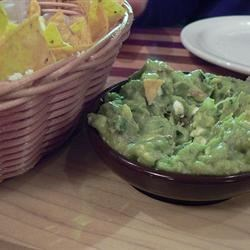 Mexican Guacamole Recipe - My mother asks me to make this all the time for small parties. Note: the more hot pepper the hotter it gets. Serve with tortilla chips.