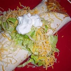 Roast Beef Burritos