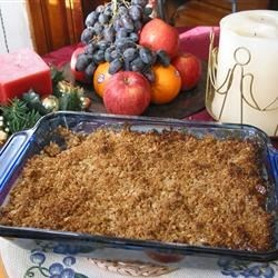 Apple Crisp III Recipe - Dutch Oven Apple Crisp