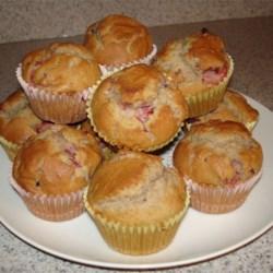 Florida Strawberry Muffins Photos - Allrecipes.com