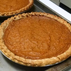 Mom's Sweet Potato Pie Recipe - Sweet potato pie, a staple in the South and often on Thanksgiving, is a dessert even your pickiest of eaters will put in their 'favorite dessert' list.