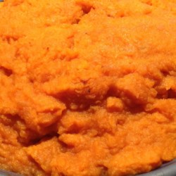 Sweet Potato Casserole V Recipe - This is a great casserole--not too sweet.  I've adapted it from several other recipes.  I usually double this for Thanksgiving. To make lighter version replace the eggnog with skim milk and use reduced calorie margarine.
