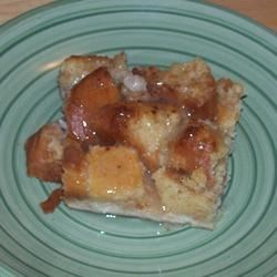 Bread Pudding I Recipe - The best remedy for stale bread is to tear it into pieces and bake it in milk, eggs, sugar and spices. Call it bread pudding and devour it still warm with a luscious lemon sauce.