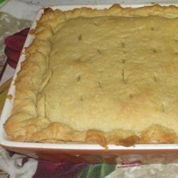 Chicken Pot Pie V