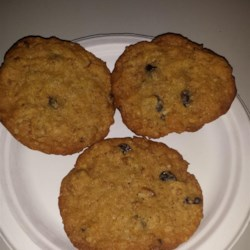 Buffalo Chip Cookies Recipe - My mom made these cookies when I was growing up. They're called Buffalo Chip Cookies because of their big size. I hope you enjoy them as much as I have.