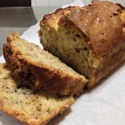 The Best Banana Bread Recipe - Purists will especially delight in this bread, flavored only with mashed bananas.