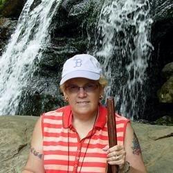 Hiking in Shenandoah National Park, VA