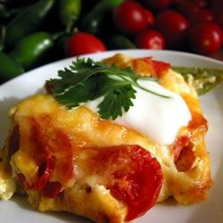 Jalapeno Cheese Squares Recipe - These easy, cheesy jalapeno appetizer squares are wonderful baked delights. Try them with a dollop of sour cream.
