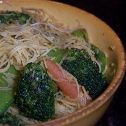 my version of singapore noodles