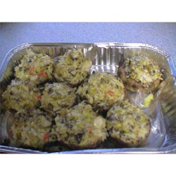 Gary's Stuffed Mushrooms