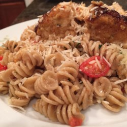 Anthony's Lime Chicken with Pasta