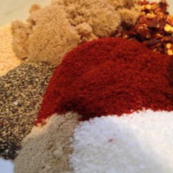 Best Memphis BBQ Dry Rub Recipe - This is the best recipe for DIY Memphis-style barbeque dry rub; perfectly sweet, spicy and peppery.