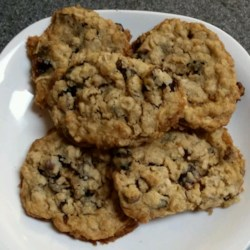 Oatmeal Raisin Cookies VII