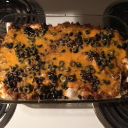 Best Beef Enchiladas