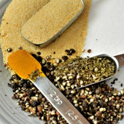 Homemade Adobo All-Purpose Seasoning Recipe - A staple in Puerto Rican kitchens, DIY adobo seasoning can easily be made at home with just a few on-hand ingredients.
